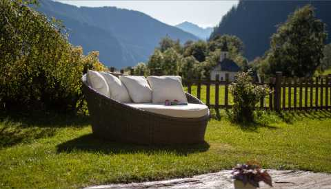 Summer wellness South Tyrol